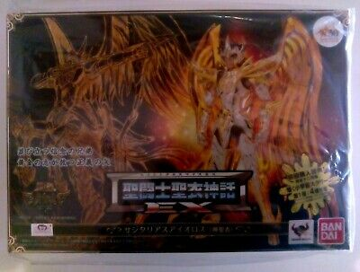 Saint Seiya Myth Cloth EX Sagittarius Aiolos God Soul of Gold.NEW(NEVER OPEN).