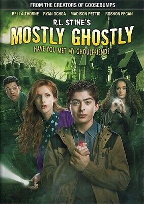RL STINE'S MOSTLY GHOSTLY HAVE YOU MET MY GHOULFRIEND New Sealed DVD