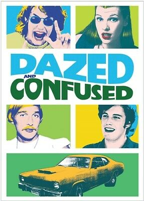 DAZED AND CONFUSED New Sealed DVD Ben Affleck Matthew McConaughey