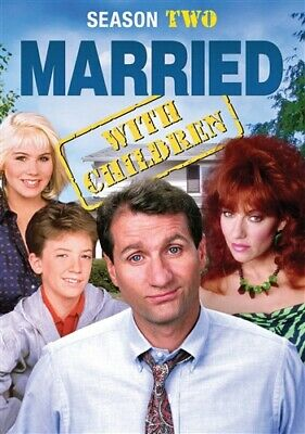 MARRIED WITH CHILDREN SEASON 2 TWO New Sealed 2 DVD Set