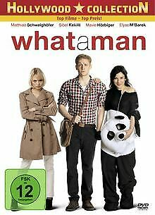 What a Man | DVD | Zustand gut