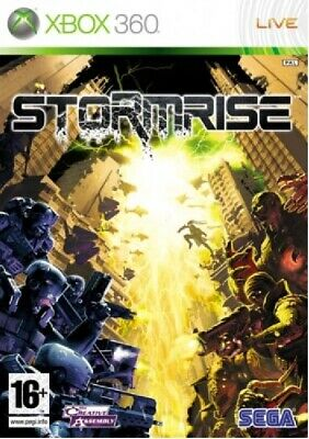 Stormrise Microsoft Xbox 360 PAL Brand New SEALED