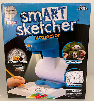 Smart Sketcher Projector - Toy of the Year Finalist 2018 - NO SD Card