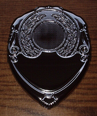 30  LETTERS YEARLY SHIELD PLAQUES FOR ANNUAL SHIELD TROPHY FREE ENGRAVING 20