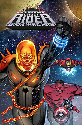 Cosmic Ghost Rider Destroys Marvel History #1 1:25 Rob Liefeld (06/03/2019)
