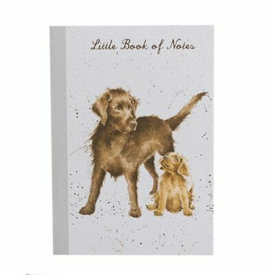 Wrendale Designs - A6 Puppy Love Notebook