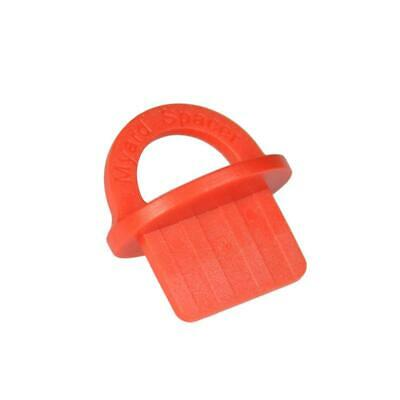 "Myard 1/8"" inch (Red, 20 Pack) Deck Board Jig Spacer Rings for Pressure..."