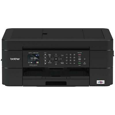 Brother MFCJ491DW Wireless Color Printer Scanner, Copier & Fax