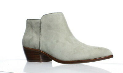 5bcba4624d3b SAM EDELMAN WOMENS Petty Putty Suede Ankle Boots Size 7.5 (166093 ...