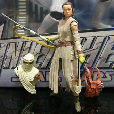 "STAR WARS the vintage collection 3.75"" REY (jakku) the Force awaken EP7 VC116"