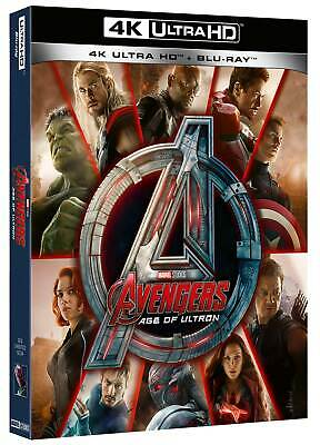 2306134 206550 Blu-Ray Avengers - Age Of Ultron (Blu-Ray 4K Ultra HD+Blu-Ray)
