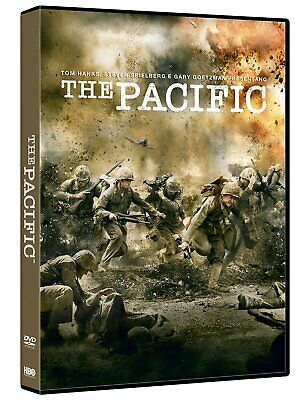 Dvd Pacific (The) (5 Dvd)