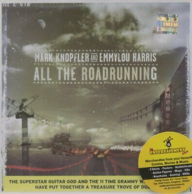 Audio Cd Mark Knopfler / Emmylou Harris - All The Roadrunning
