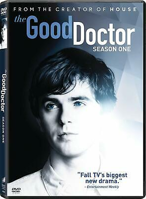 Dvd Good Doctor (The) - Stagione 01 (5 Dvd)