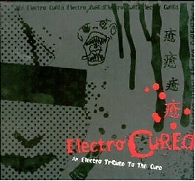 Audio Cd Electro Tribute To The Cure (An)