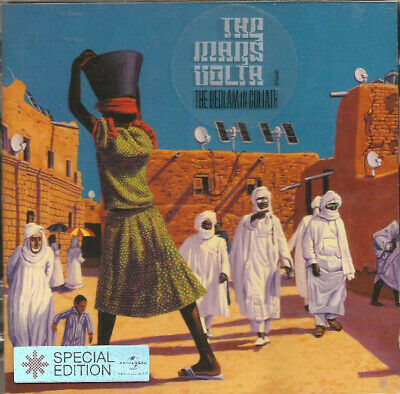 Audio Cd Mars Volta (The) - Bedlam In Goliath