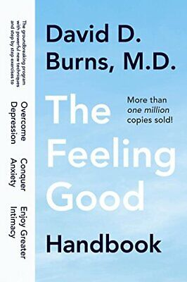 The Feeling Good Handbook New Paperback Book David D. Burns