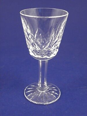 """Waterford Crystal Lismore Cordial Liqueur Glass  3 1/2"""""""