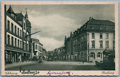 Schleswig Germany Antique Postcard