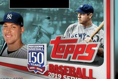 2019 Topps Baseball Series One Now, Homerun Code Cards and Superstar Inserts
