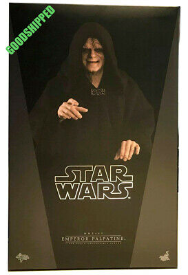 Ready Hot Toys Star Wars Ep Vi Return Emperor Palpatine Normal Mms467 New 1/6