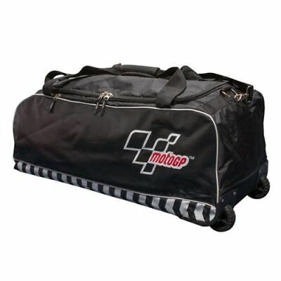 Motogp Kit And Helmet Rolling Bag 90 Litres Scooter Motorcycle Bag