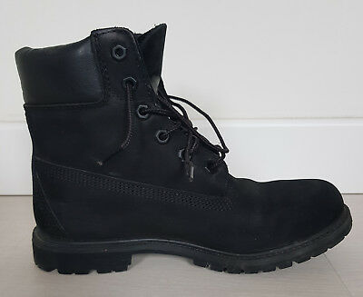 5849b08f144 Boots Bottines Chaussures cuir Femme ou Homme TIMBERLAND Pointure 40 Taille  40