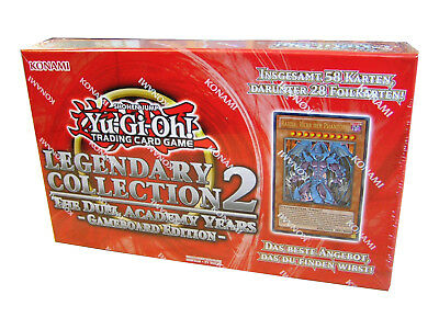 Yu-Gi-Oh - Legendary Collection 2 Karte aussuchen - LCGX + LC02 - Deutsch