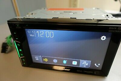 "Pioneer AVH-501EX 6.2"" DVD In-Dash With Back Up Camera And Side view Camera (R14"