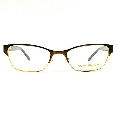 ddac8993beff New Tory Burch Optical Eyeglasses RX Frame TY 1040 3032 Matte Brown 51-18-
