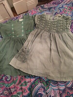Next Green Dresses Bundle 2-3