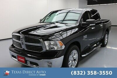 2016 Ram 1500 Lone Star Texas Direct Auto 2016 Lone Star Used 3.6L V6 24V Automatic RWD Pickup Truck