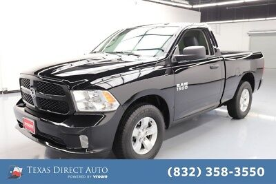 2017 Ram 1500 Express Texas Direct Auto 2017 Express Used 3.6L V6 24V Automatic RWD Pickup Truck