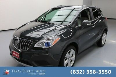 2016 Buick Encore  Texas Direct Auto 2016 Used Turbo 1.4L I4 16V Automatic AWD SUV OnStar