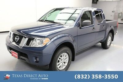 2016 Nissan Frontier SV Texas Direct Auto 2016 SV Used 4L V6 24V Automatic 4WD Pickup Truck
