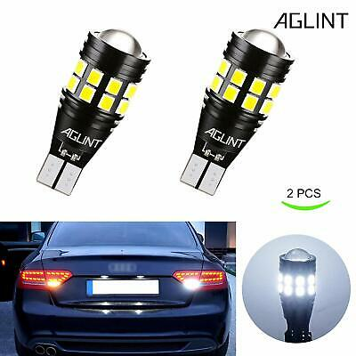 AGLINT 2X T15 W16W LED Bulb CANBUS Error Free 3030 22SMD Extremely Bright 12V