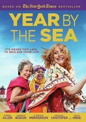 Year by the Sea (DVD, 2017) KAREN ALLEN USED VERY GOOD