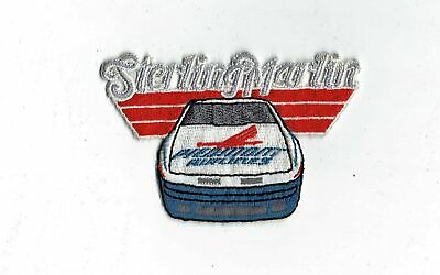 Piedmont Airlines Sterling Marlin Nascar Racing Patch New