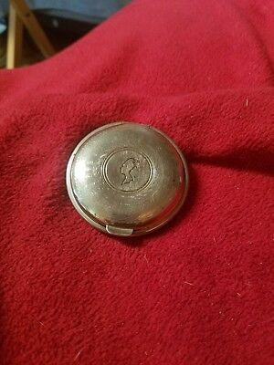 Vintage 1920s Armand Rouge Compact - Refillable