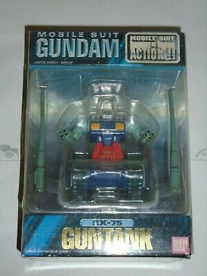 MSIA Mobile Suit in Action RX-75 GUNTANK - 2001 BANDAI - oggetto NUOVO NEW