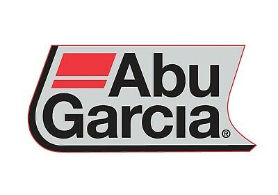 Abu Garcia x2 Stickers,Decal,Boat,Fishing,All Sizes,PVC Vinyl,Kayak,4x4,