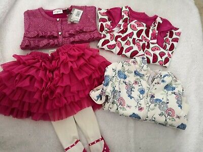 NEW Baby Girls Lot GYMBOREE Outfits ORIGAMI Size 0 (6-12m) CARTERS Dresses NWT