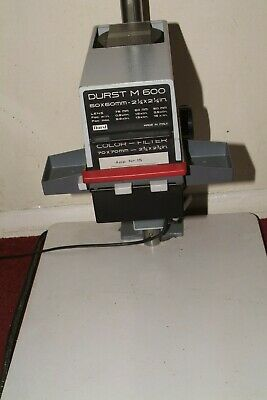 Durst M600 medium format enlarger