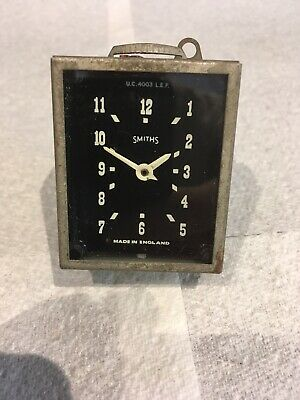 Smiths Car Clock Working With Guarantee