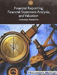 [PDF]Financial Reporting, Financial Statement Analysis and Valuation