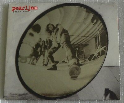 PEARL JAM REARVIEWMIRROR 2 CD SET VERY GOOD MADE IN BRAZIL 3rd LMT PRESSING 2003