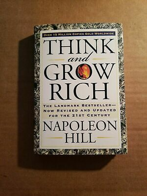 Think and Grow Rich by Napoleon Hill (Updated for the 21st Century) book
