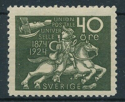 [31040] Sweden 1924 Good stamp Very Fine MH