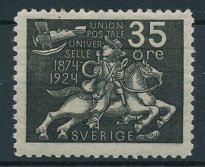 [31041] Sweden 1924 Good stamp Very Fine MH