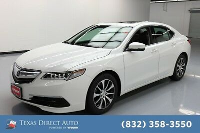 2015 Acura TLX  Texas Direct Auto 2015 Used 2.4L I4 16V Automatic FWD Sedan Premium